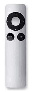 Apple TV 3rd Generation Remote
