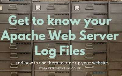 Improve your website by getting to know your log files.