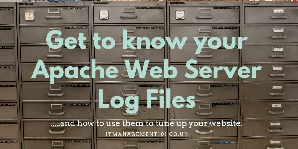 Getting to know your Apache HTTPD Web Server log files