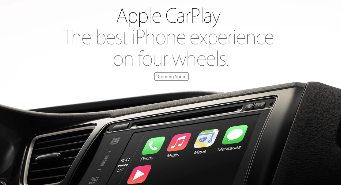 Does Audi support Apple CarPlay?