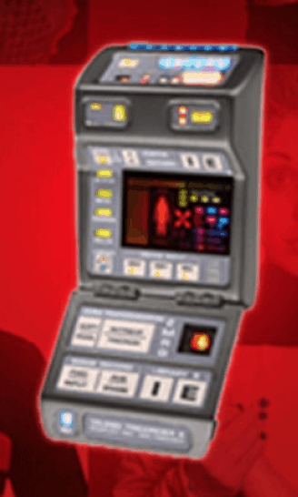 Would you like a working Tricorder?