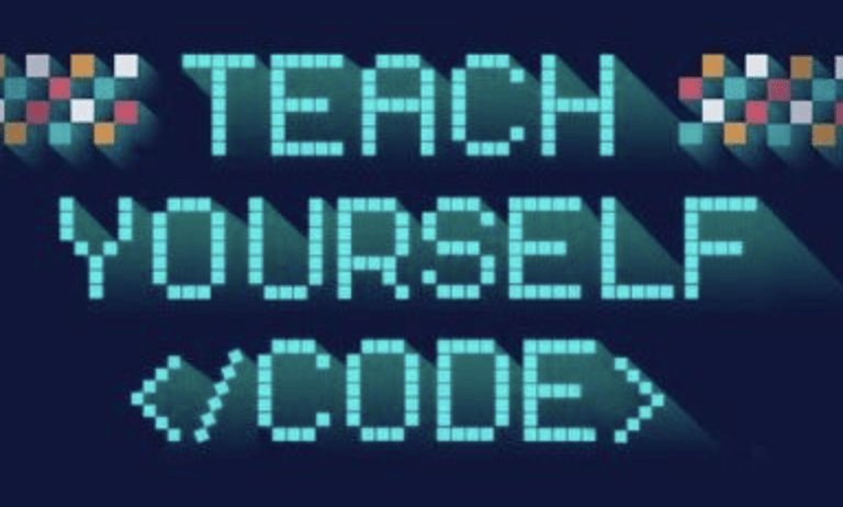 Teach yourself to code (or teach your kids to code).