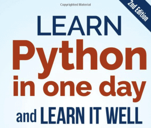 Learn to program in Python new edition