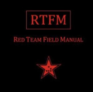 Red Team RTFM Book