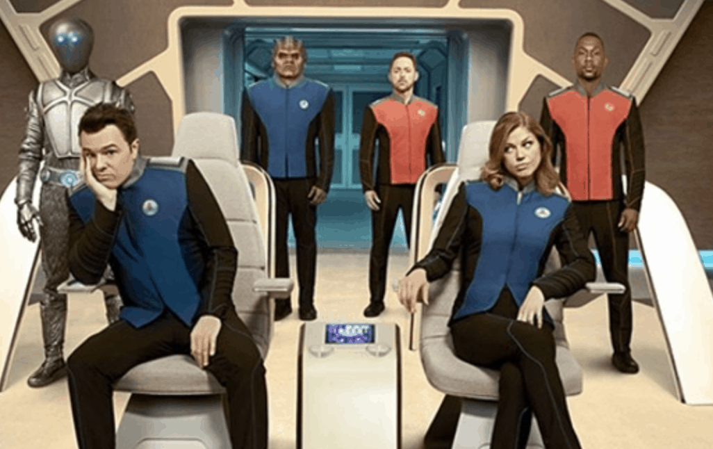 How to watch The Orville in the UK
