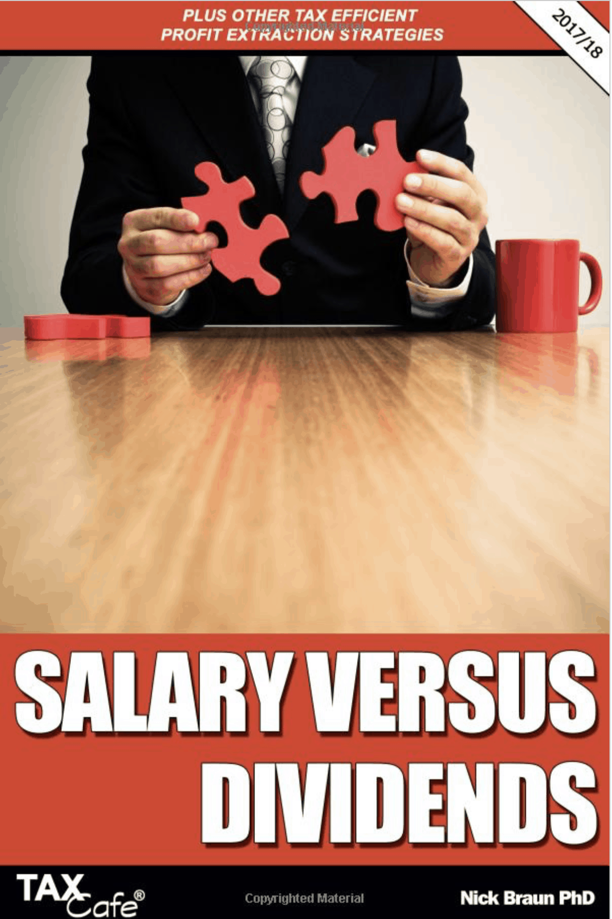 Should I pay myself a salary or take dividends?