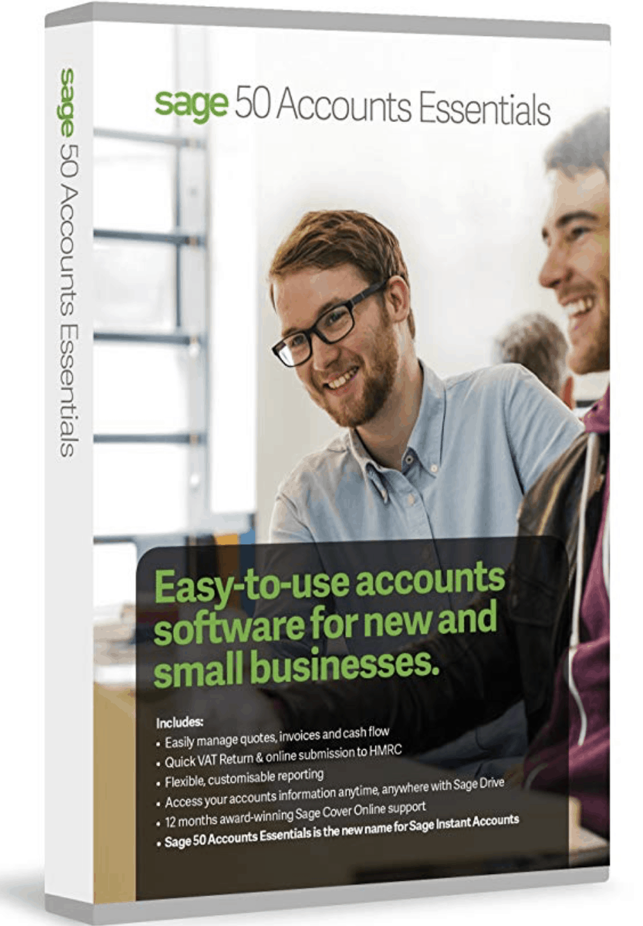 Sage 50 Accounts Essentials Software