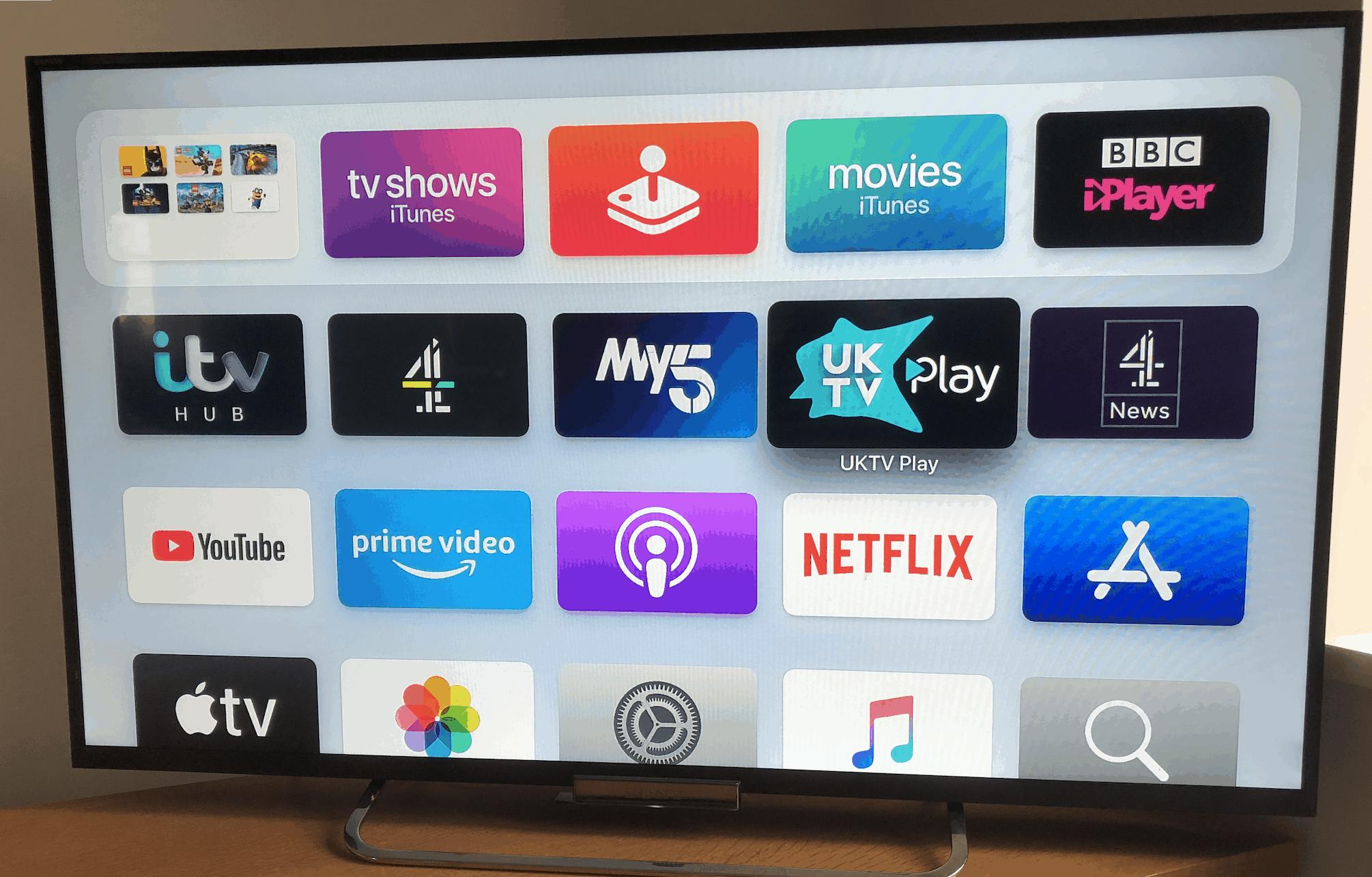 Apple TV FAQ